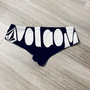 Volcom Low-rise Cheeky Bikini Bottoms